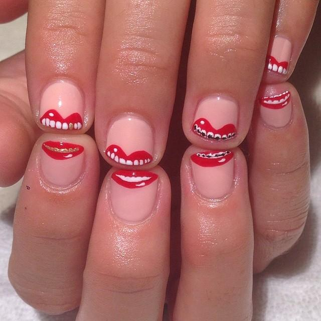Маникюр стоматолога 11