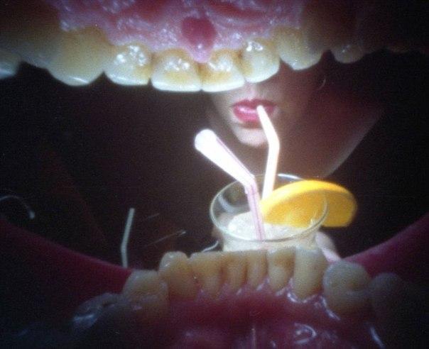 Мир «глазами» человеческого зуба