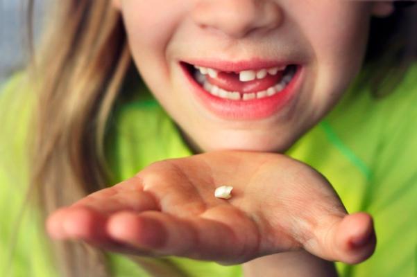 Потеря молочного зуба - одно из первых воспоминаний многих детей