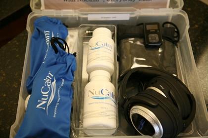 NuCalm - электротерапия против боязни стоматологического лечения