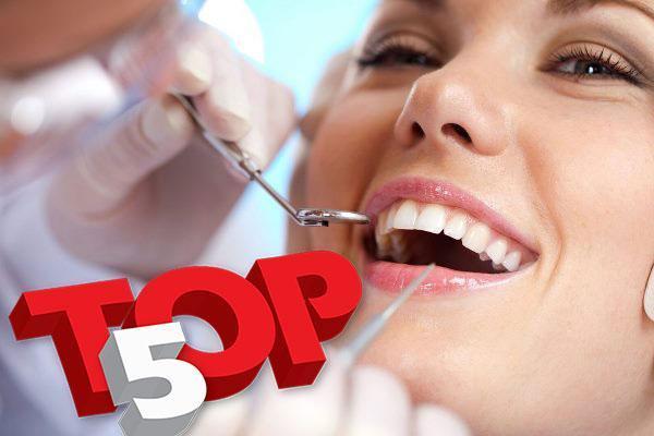 ТОП-5 статей по всем сферам стоматологии за 2020 год
