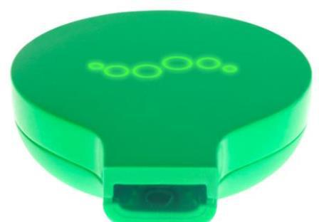Mint – первое портативное устройство для определения свежести дыхания и уровня водного баланса в организме.