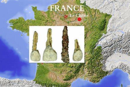 Французские археологи обнаружили зубной имплантат при раскопках древнего человека, жившего 2,300 лет назад