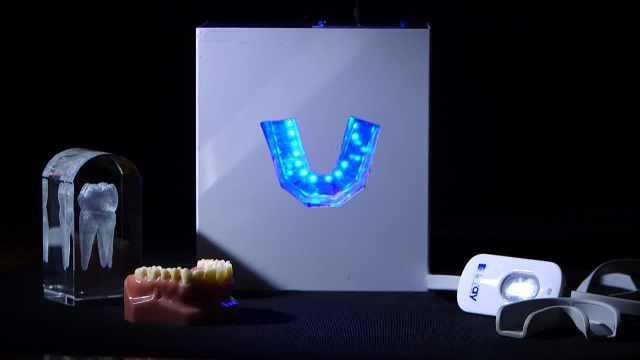 Разработан аппарат для сканирования зубного ряда без рентгеновских лучей