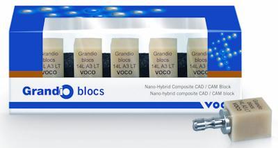 Композитные блоки от компании Voco