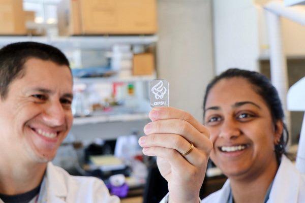 Разработали новый материал, имитирующий костную ткань