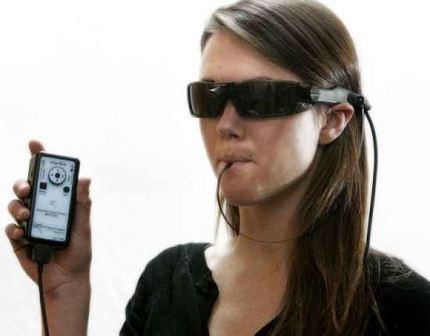 Слабовидящие люди смогут получать визуальные образы с помощью электрической стимуляции языка