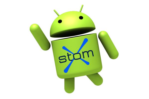 StomX теперь и на телефоне Android