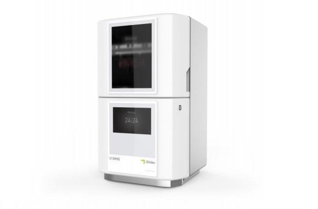 Компактный принтер 3Demax от DMG