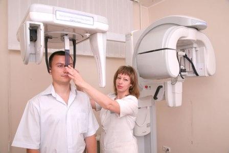 Конусно-лучевая компьютерная томография (КЛКТ)