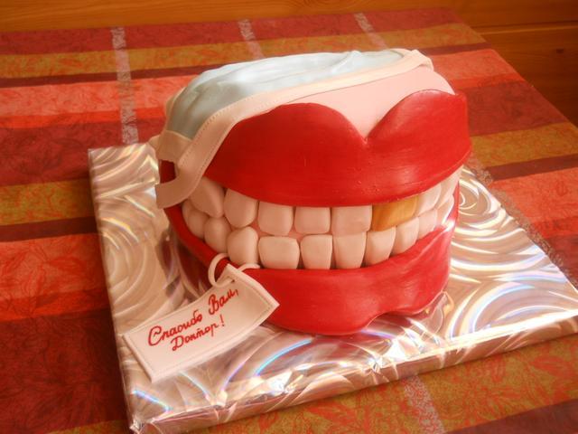 Торт для стоматолога картинки