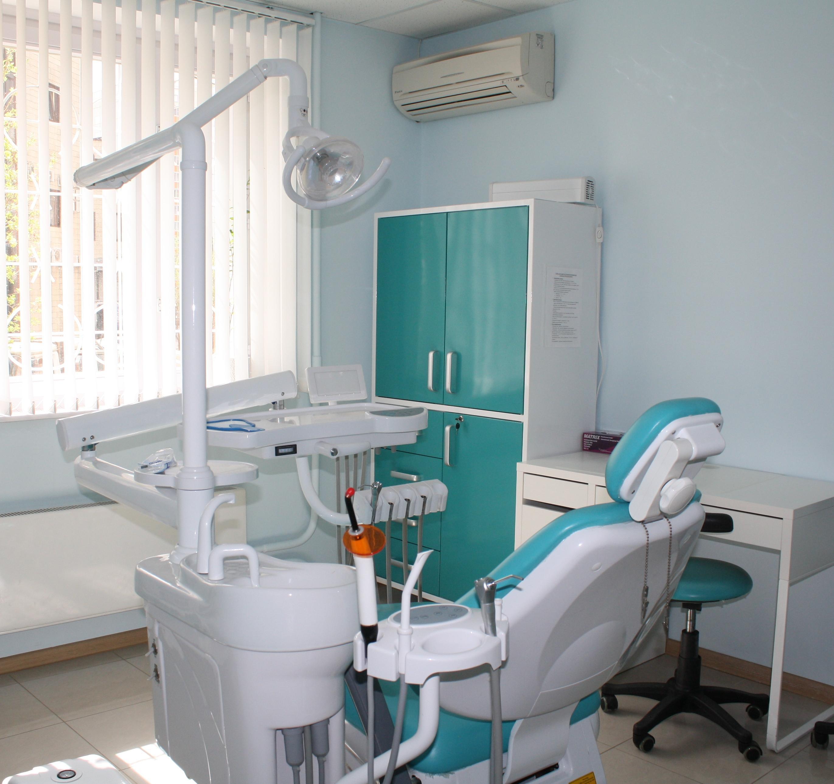 Фото в стоматологическом кабинете настоящее