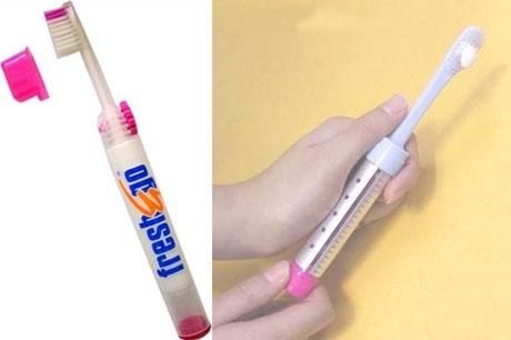 Зубная щетка для путешествий