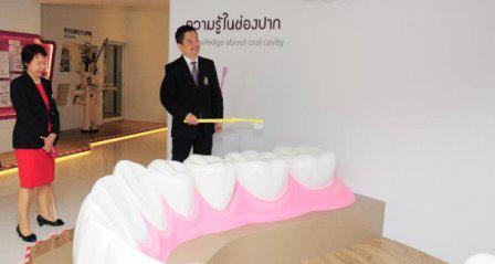 Первый музей стоматологии в Азии открылся в Бангкоке