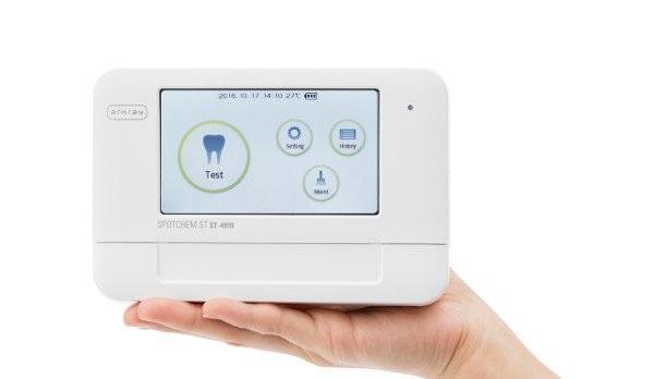 Новый прибор для экспресс-тестирования заболеваний зубов и десен