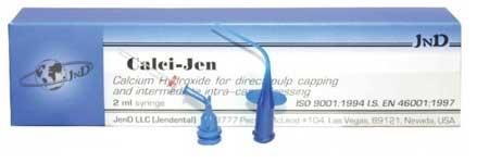 Рентгеноконтрастная паста с гидроксидом кальция Calci-Jen