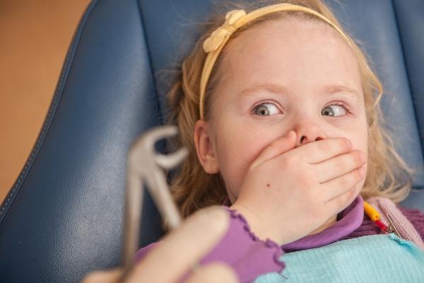 Единственные дети в семье меньше боятся стоматологов, чем те, у кого есть братья или сестры