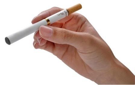 Электронная сигарета недалеко ушла от обычной