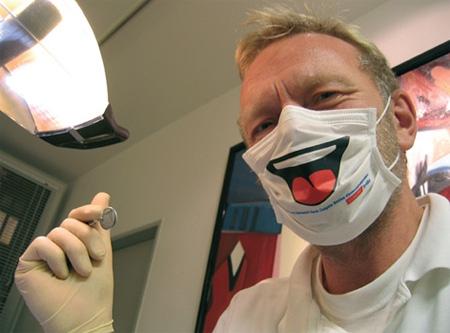 креативные маски для лица