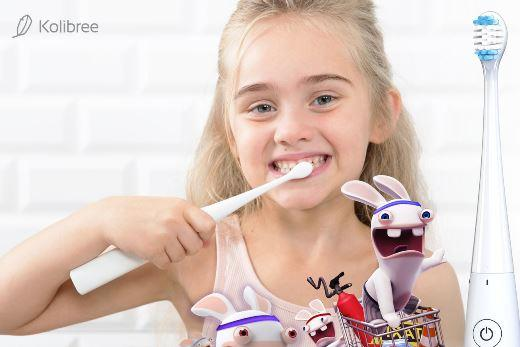 Новое интерактивное приложение, обучающее детей правильно чистить зубы