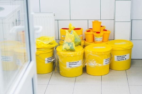 Всё о сборе и хранении медицинских отходов в стоматологической клинике