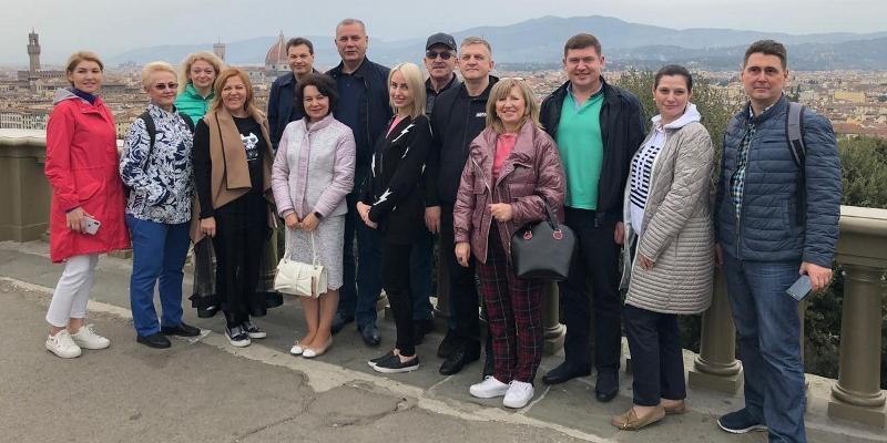 Поездка в Италию и на IDS 2019 (9-16 марта)