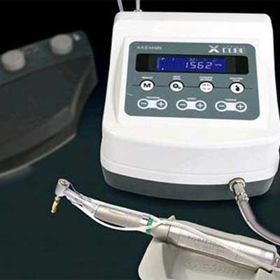 Стоматологический физиодиспенсер X-CUBE implant
