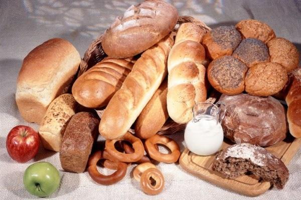 Мучные продукты способствуют активному развитию кариеса