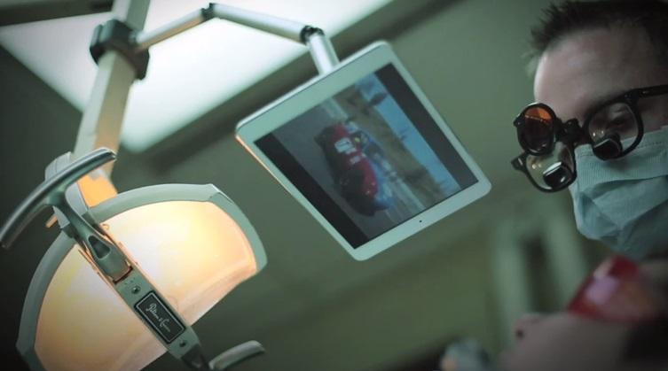 Держатель для планшета или электронной книги - Molar media mount