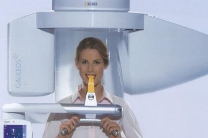 цифровой объемный томограф Galileos