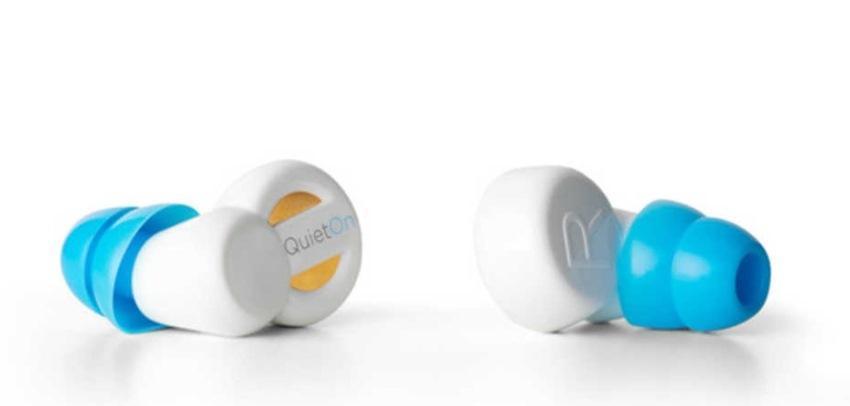 Интеллектуальные наушники QuietOn для защиты стоматолога от шума