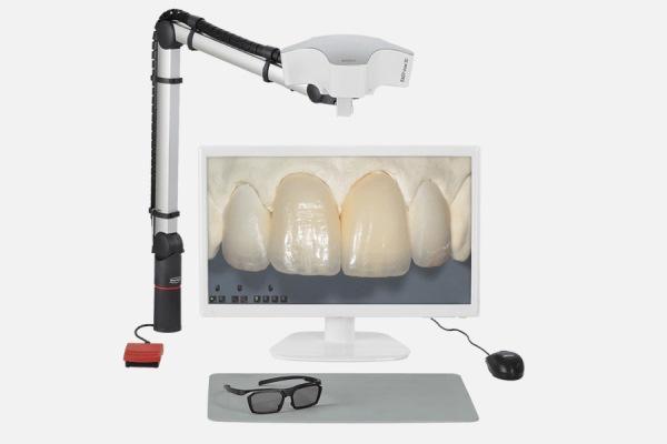 Обзор стоматологического видеомикроскопа EASY view 3D
