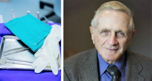 Американский стоматолог продолжает работать в возрасте 93 лет