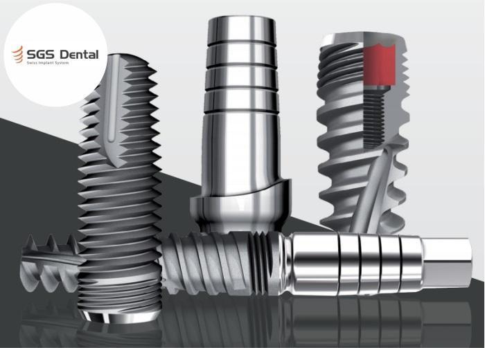 имплантационная система SGS Dental