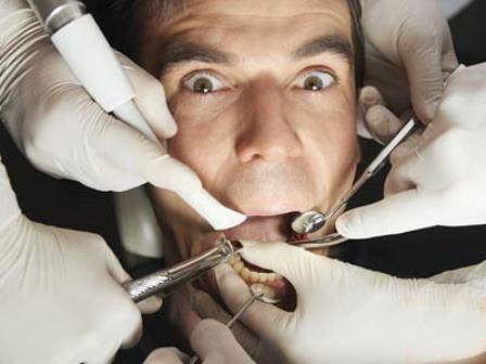 Посещение стоматологов по-прежнему неприятно некоторым людям