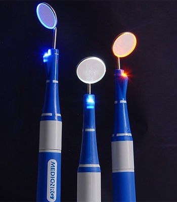 LumiNRG - cтоматологическое зеркало со светодиодной подсветкой