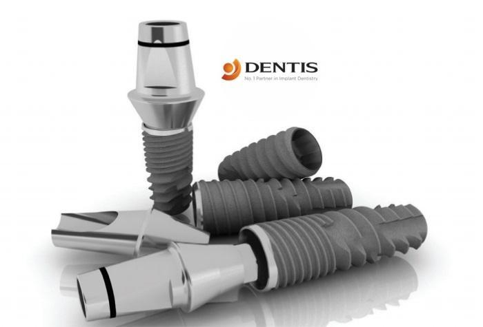 имплантационная система Dentis