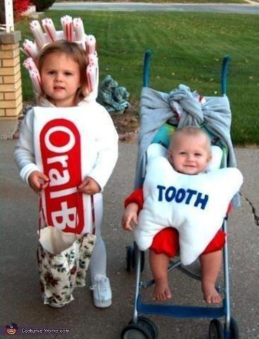 Костюм зубной щетки своими руками 91