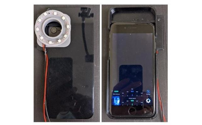 Исследователи улучшили камеру смартфона, чтобы определять с ее помощью зубной налет
