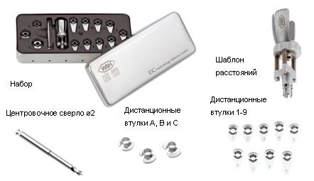 комплект IDC
